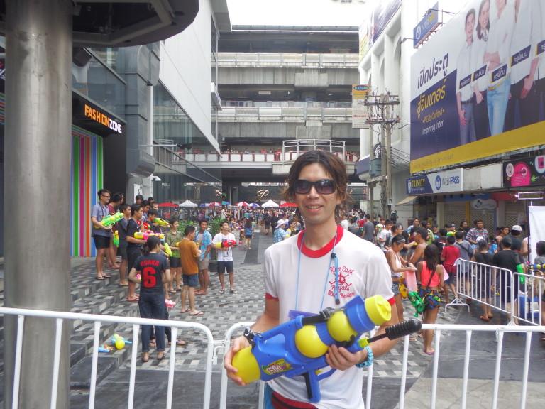 あ~今年もタイで開催される2016年ソンクラン(水かけ祭)に行きたかったな・・・