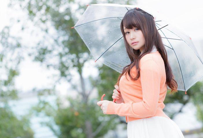 梅雨入りしてしまいましたね。MoMAの青空が綺麗な傘って知ってます?