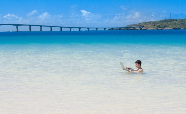 あぁ・・・今日で沖縄もラストナイトか・・・。