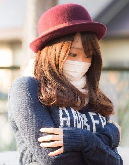 11月からはマスクの季節到来だな!