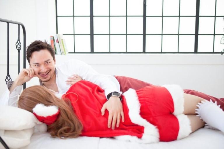 ちょうど1ヵ月後はクリスマスか・・・・