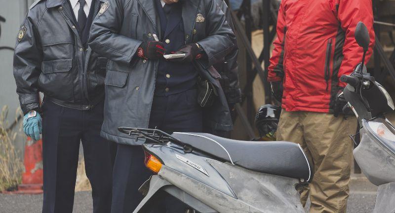 警察の不当取締りを阻止!ドライブレコーダーは必ず装着しておくべき!