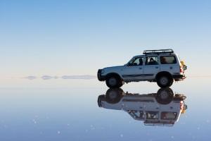 ウユニ 塩湖