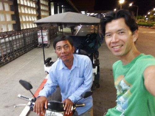 カンボジアから帰ってきてから1週間経過・・・