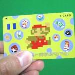 【限定!】任天堂マリオのTカードをTSUTAYAで発行したよ!