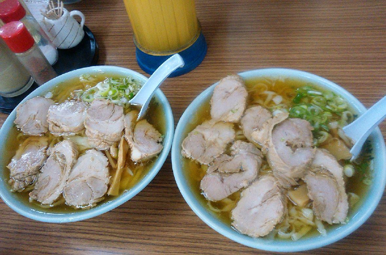 栃木県足利市のラーメン『まるしま』に行って来たよ