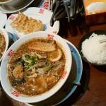 おおぎやラーメンの【ぶしみそラーメン】が美味しい!