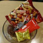 沖縄のイオンのラウンジはお菓子が多くて素晴らしい!