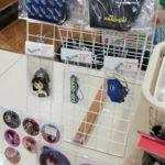 本日からハードオフのマスク販売開始♪公式キャラクターの直嶋くるみちゃんグッズもあるよ!