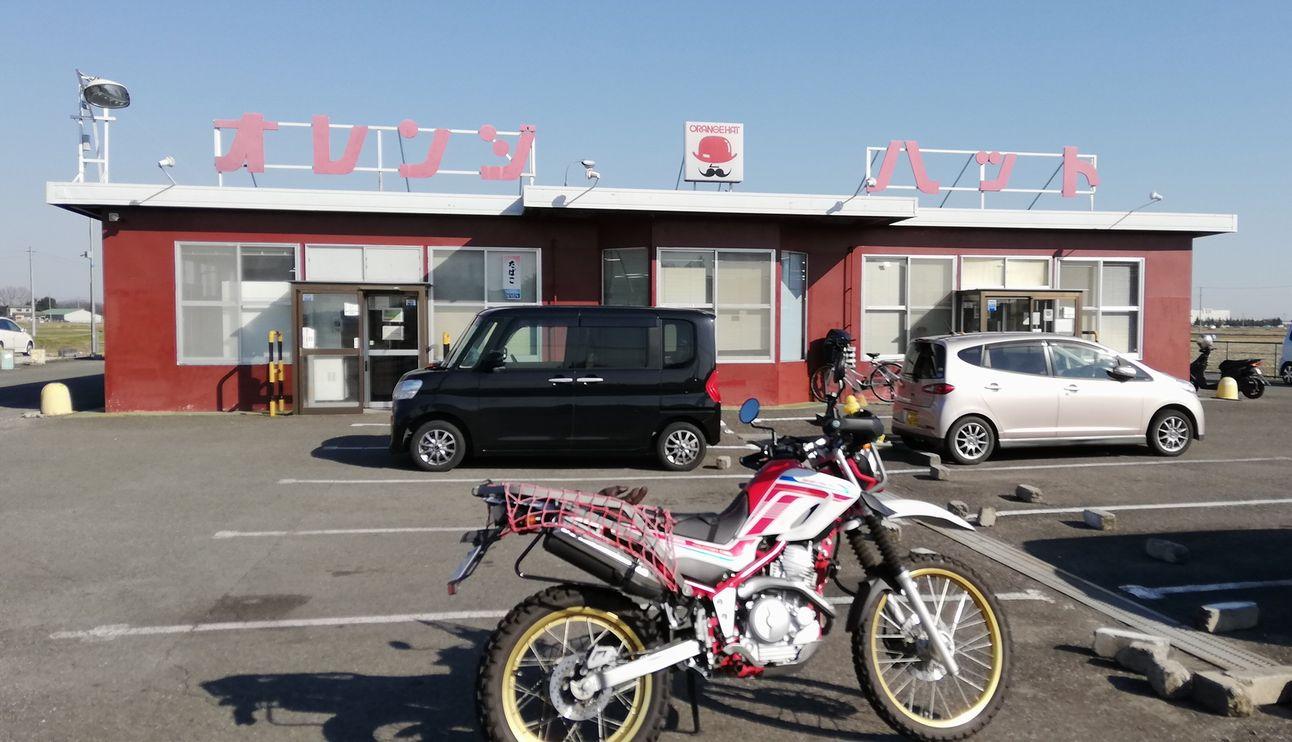 レトロ自販機で有名な群馬県太田市にあるオレンジハットに行ってきました